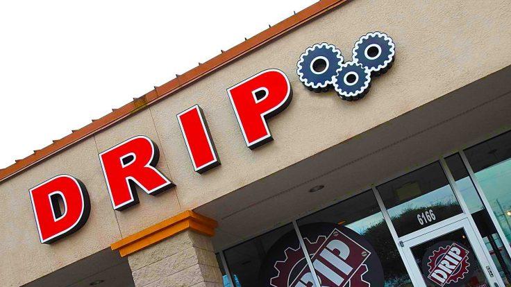 DRIP Vape Shop & Lounge | Gunn Hwy, Tampa, FL
